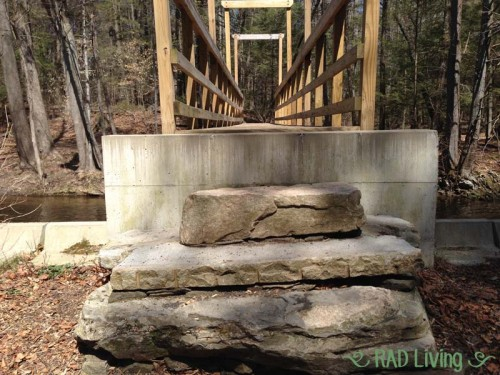 Wepawaug-Conservation-Area-Orange-CT-Bridge