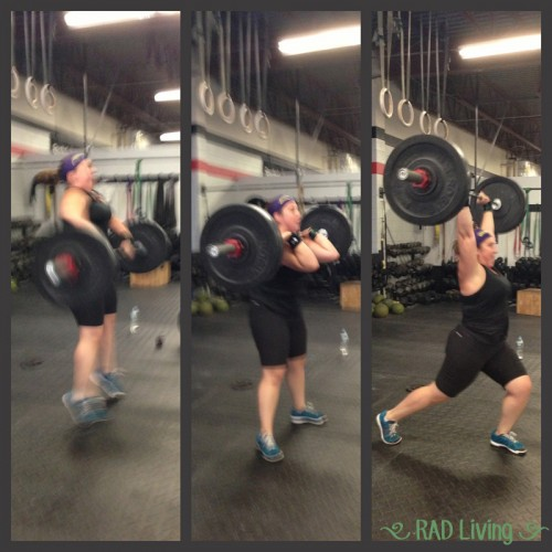 CrossFit-Clean-and-Jerk-98-Pounds-July-2013