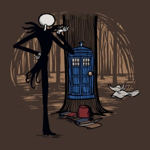 Doctor-Who-Skellington