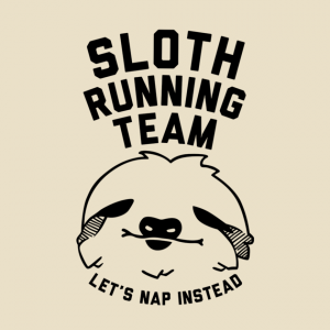 Sloth-Running-Team